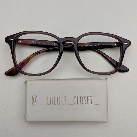🕶️Ray-Ban RB5352 5628 Unisex Eyeglasses/TH123🕶️